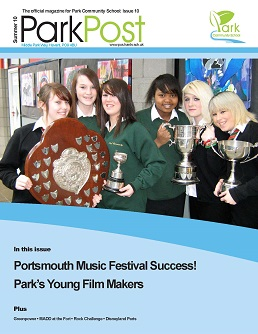 Park Post Issue 10 Frontcover