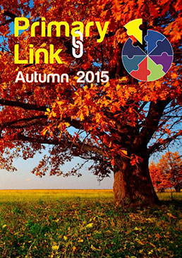 Primary Link Issue 1 Frontcover