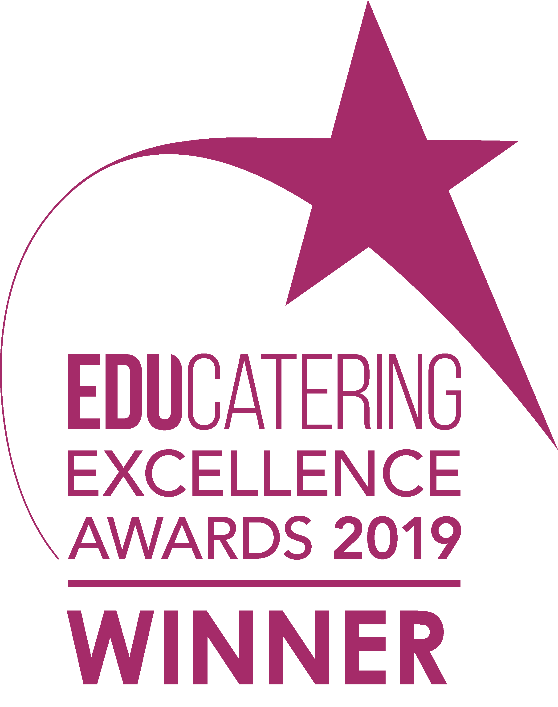 Educatering Excellence Award 2019