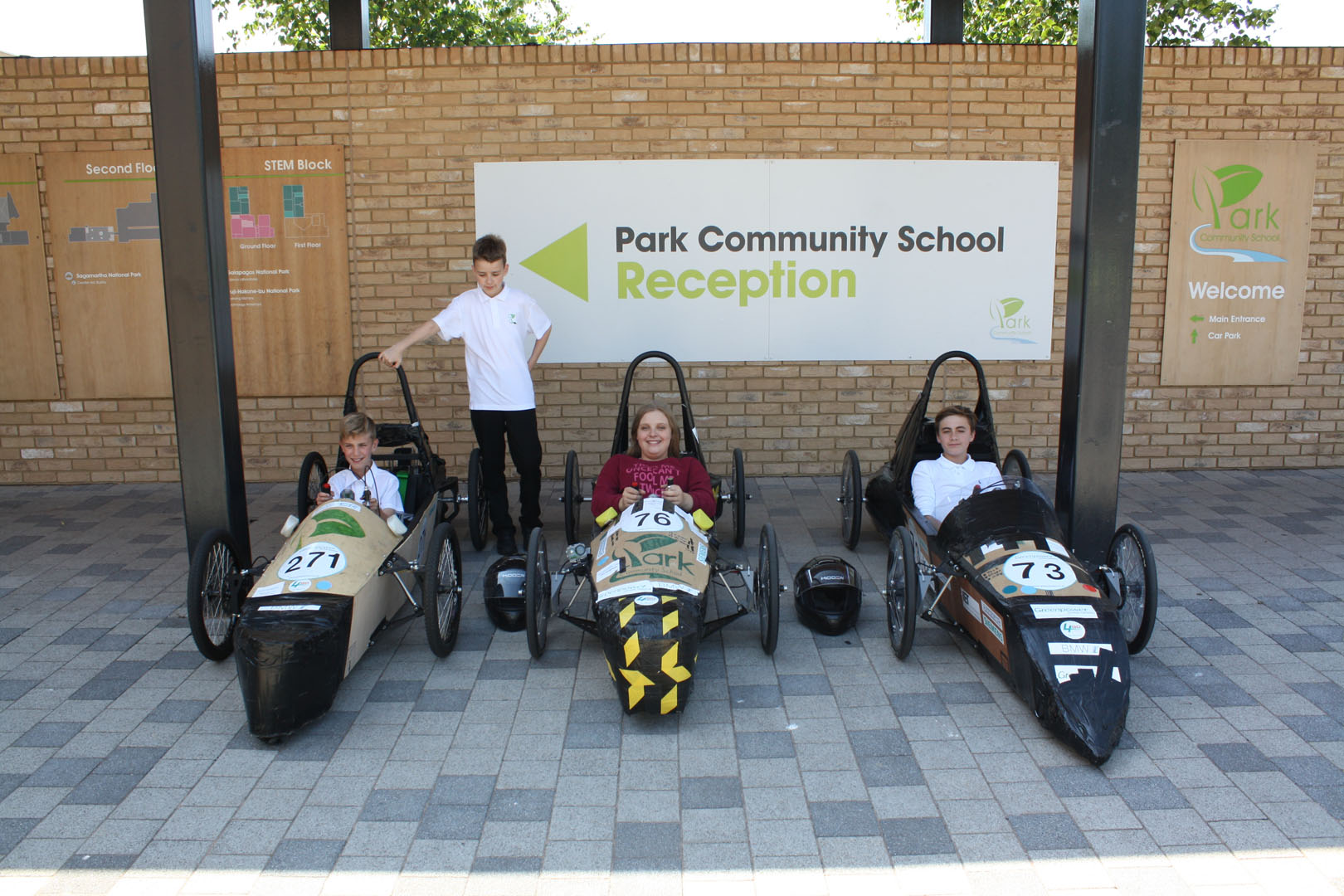 Park Community Schools Greenpower Team